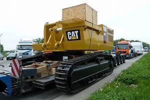 Schenker Man 41 680 Tgx Mit Cat 6015 Bagger Grundger U00e4t
