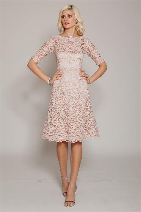 light blush pink dress light pink lace dress csmevents com