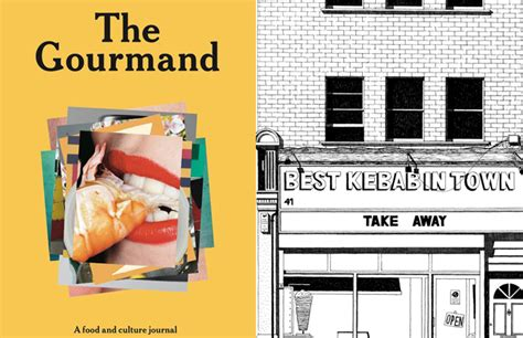 gourmand magazine cuisine the gourmand a magazine about food and culture the womens room