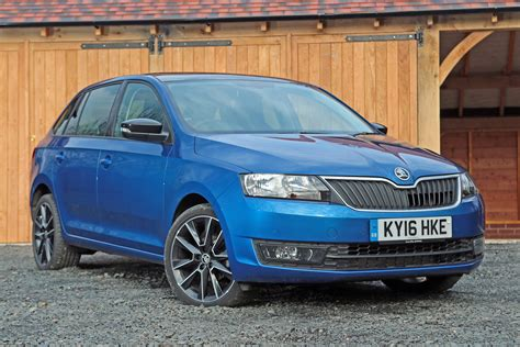 accessories for cars used skoda rapid spaceback review auto express