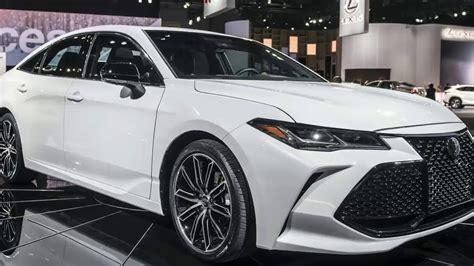 News!!! 2019 Toyota Avalon Price