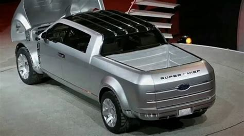 ford super chief   concept pickups youtube