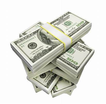 Money Transparent Stack Stacks Clipart Royalty Contest