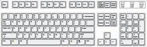 Picture Of Windows Keyboard