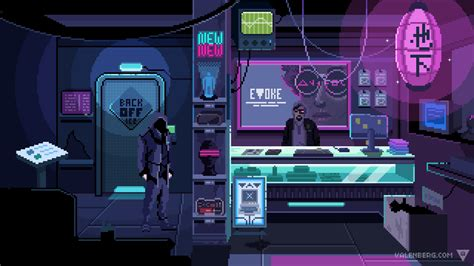 Click on watch later to put videos here. Shopping Pirate Hardware - VirtuaVerse - Cyberpunk Video ...