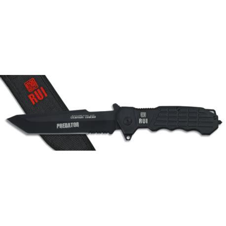 cuchillo rui predator