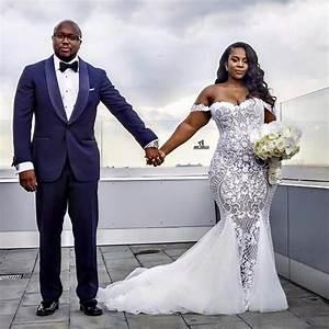 138 best wedding dress trends images on pinterest With black people wedding dresses