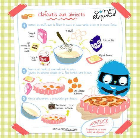 telecharger recette cuisine gratuit recette clafoutis aux abricots patisserie cuisine and