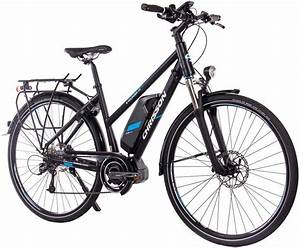 Otto E Bike Damen : chrisson e bike trekking damen e rounder 28 zoll 9 ~ Kayakingforconservation.com Haus und Dekorationen