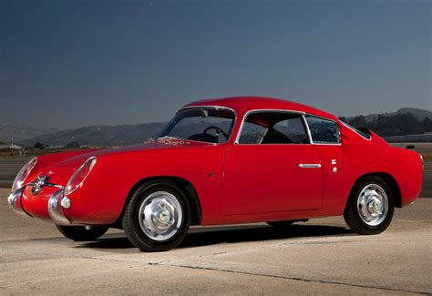 Fiat Abarth Zagato by 1957 Fiat Abarth 750 Gt Zagato Specifications Photo