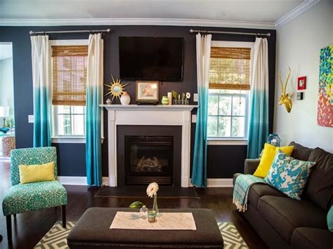 coral accents living room turquoise  brown living room