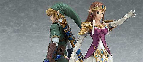 Good Smile Company Figma Twilight Princess Link And Zelda