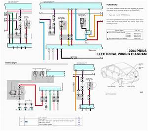 2008 Prius 12v Wiring Diagram  12v Battery Vent Tube Hole