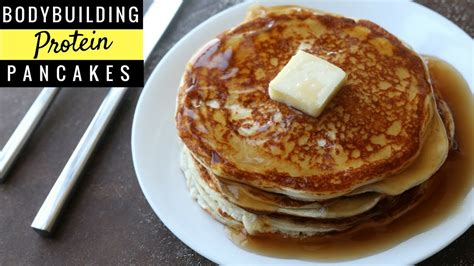 HOW TO MAKE THE BEST PROTEIN PANCAKES - YouTube