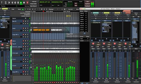 audio desk recording software ardour the digital audio workstation
