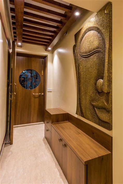 istudio architecture apartment  entrance lobby thane