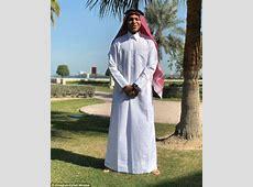 PSG star Kylian Mbappe wears traditional Arab dress