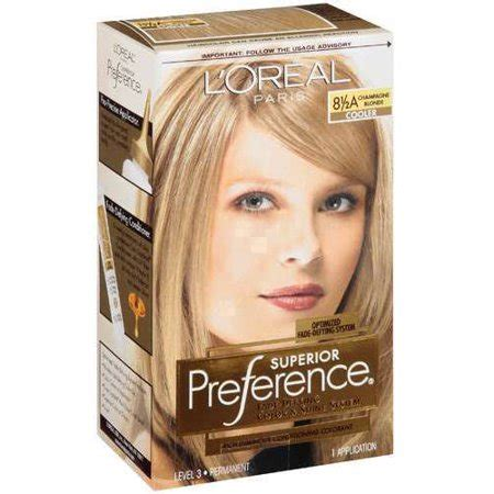 loreal preference hair color chart l oreal superior preference hair color walmart