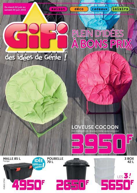 calam 233 o catalogue gifi tahiti juin 2015