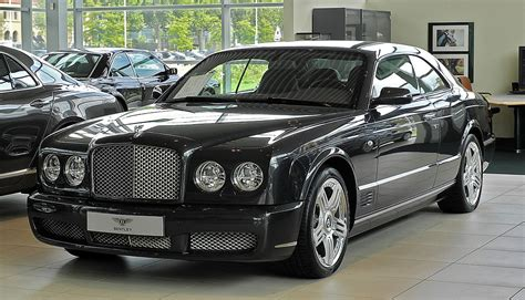 Bentley Car : Bentley Brooklands