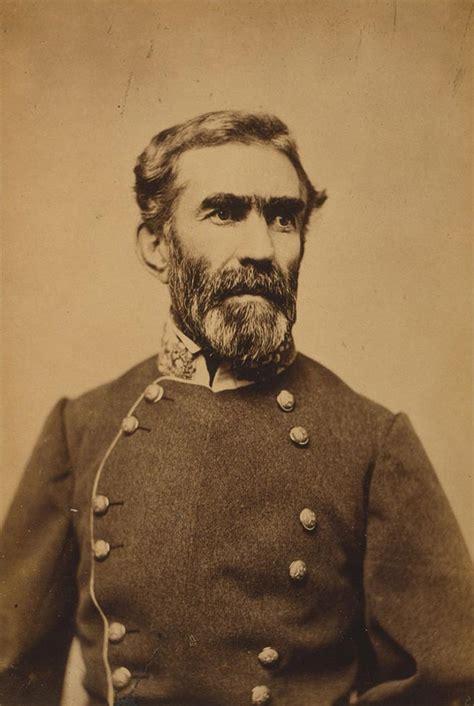 braxton bragg biography  general   confederate