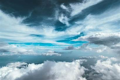 Sky Clouds Clear Nature 5k 4k Wallpapers