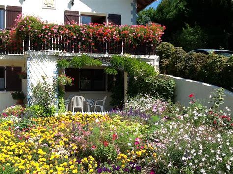 au jardin fleuri savoie mont blanc savoie et haute