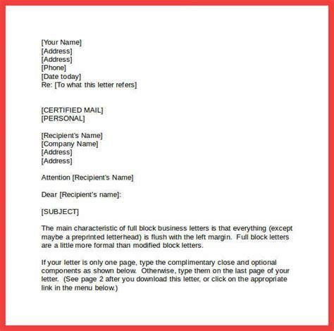 addressing a business letter proper letter format sample memo example 20389 | proper letter format sample business letter format4