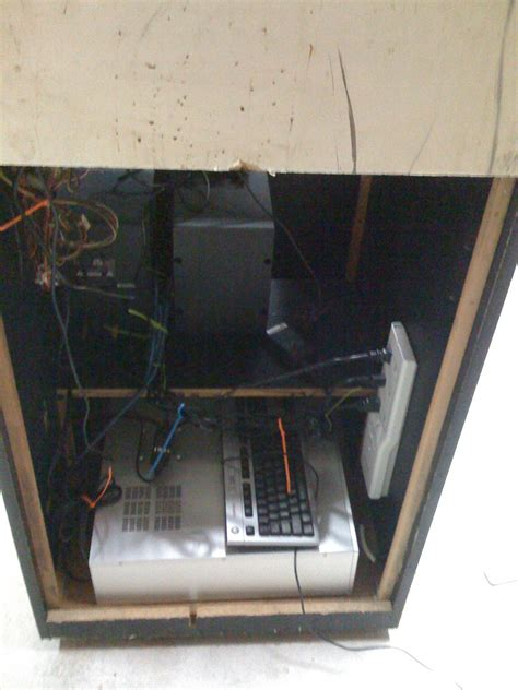 building your own arcade cabinet for geeks part 4