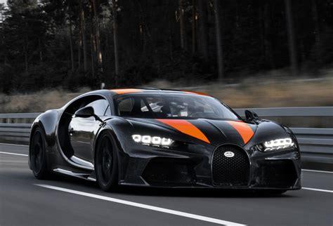 The bugatti veyron 16.4 grand sport vitesse, also known as the bugatti veyron vitesse, is an upgraded version of the bugatti veyron 16.4 grand sport with the super sport's engine. BUGATTI Chiron Super Sport 300+ 2020 caractéristiques et photos - autoevolution en français