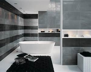 carrelage de salle de bain moderne With percer carrelage salle de bain