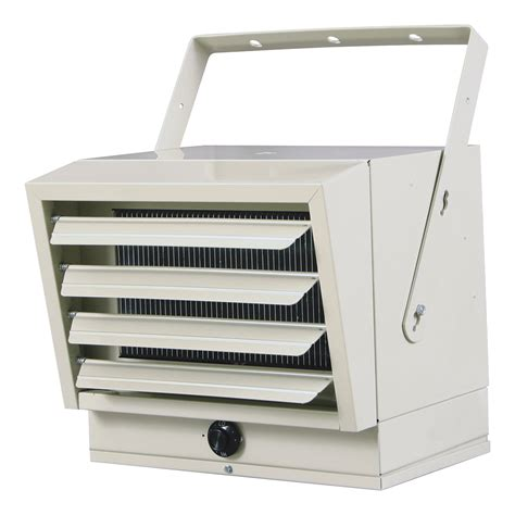 electric garage heater fahrenheat ceiling mount 5 000 watt electric heater