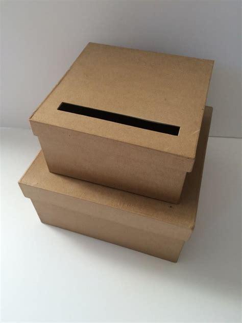 wedding card box diy wedding card box rustic wedding card holder gift