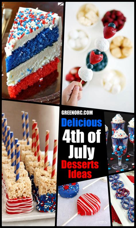 4 of july desserts 45 delicious 4th of july desserts ideas
