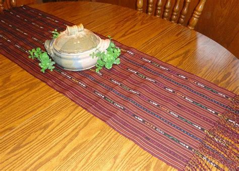fair isle table runner 16 best images about fair trade table runners on pinterest