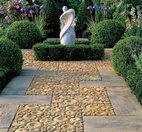 12 Ideas For The Garden Floor Design That Will Take Your