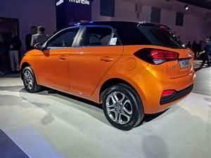 Hyundai I 20 2018 : 2018 hyundai i20 facelift passion orange with black at ~ Jslefanu.com Haus und Dekorationen