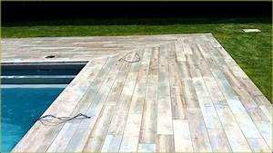 ajouter une galerie photo carrelage imitation bois pour With carrelage imitation bois pour piscine