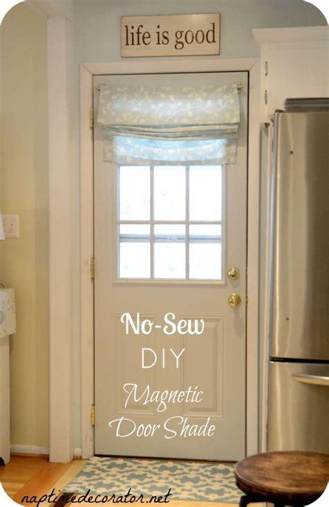 1000 ideas about door window treatments on