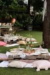 Boho Garden Party Birthday Party Ideas | Party | Boho outdoor garden party ideas