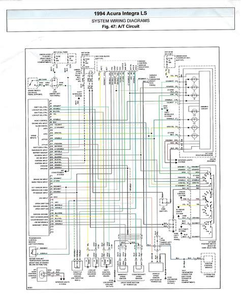 Integra Tcm Wiring Schematic For Auto Swap Honda Tech