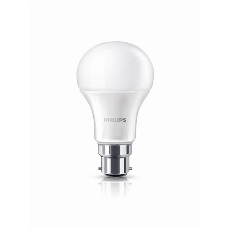 philips led bulb 9w bc cool daylight bunnings warehouse