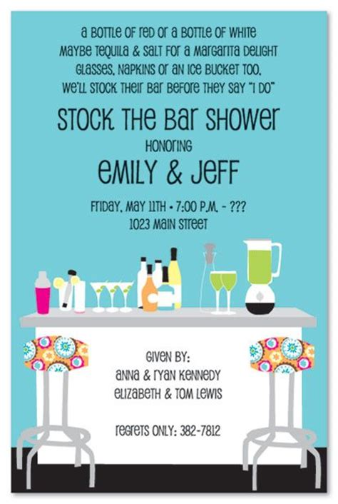 what is a stock the bar shower best 25 couples shower themes ideas on