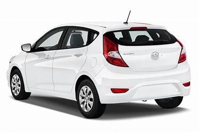 Hyundai Accent Hatchback Se Sedan Cars Rear