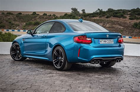 first bmw 2016 bmw m2 first look review motor trend