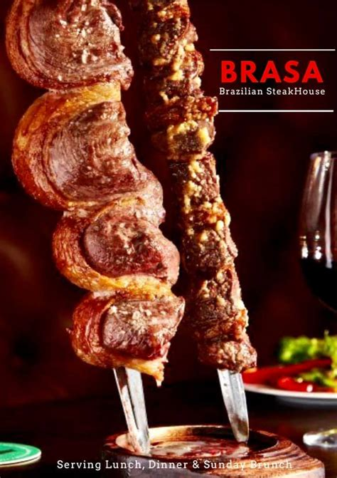 brasa brazilian steakhouse home raleigh north