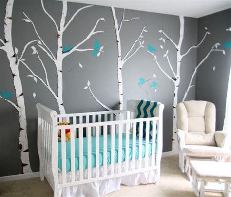 déco chambre bébé et gris decoration chambre bebe turquoise et gris