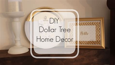 Diy Home Decor Projects And Ideas: DOLLAR TREE DIY HOME DECOR