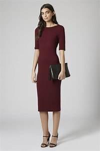 Vetement Femme 50 Ans Tendance : photo 2 sur robe midi moulante outfit ~ Melissatoandfro.com Idées de Décoration