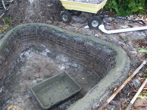 pond construction cost cement ponds concrete pond diy tadege pond and water garden ponds pinterest cement